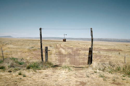 Off  US-90, between Marfa and Valentine, Texas Mark Peter Drolet + *More images from my West Texas road trip  here