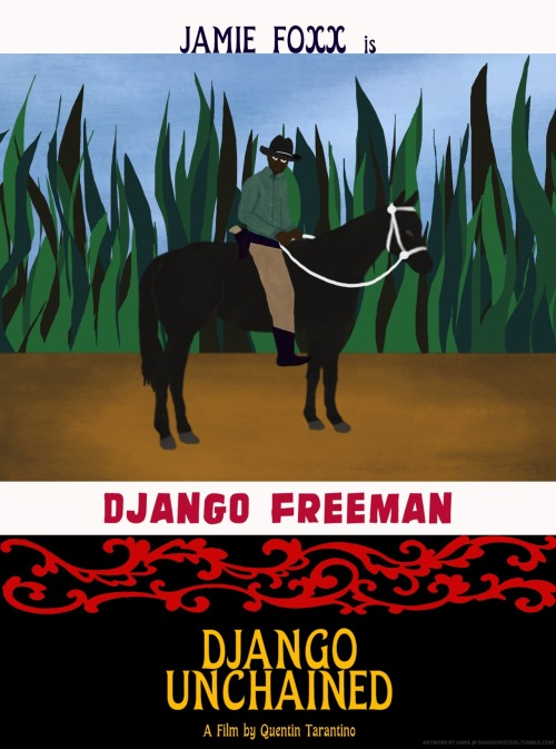 Django Unchained by Django Posters Submitted by Full Metal Parka