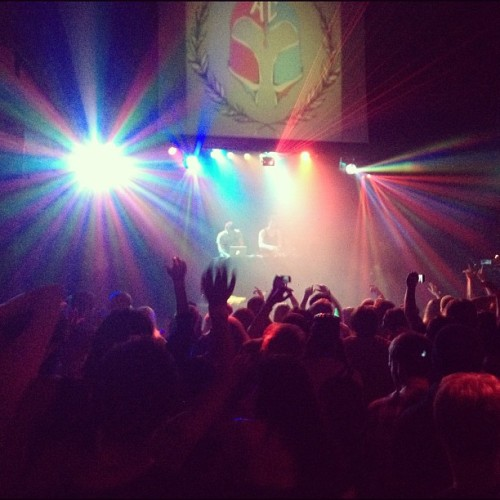 #adventureclub #dubstep #electro #live #music #edm #montreal #la #losangeles #keyclub #hollywood (Taken with instagram)