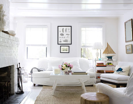 West Elm Beach Cottage