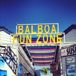 Oh #balboa, still making me feel #nostalgic. #thursdaze #strollin #baked (Taken with instagram)