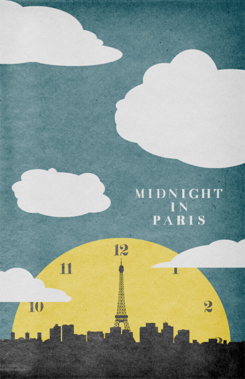 Midnight In Paris by Travis English