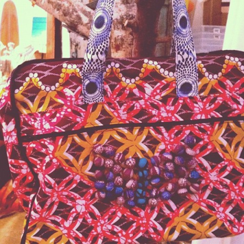 #DANNIJO bags handmade in Africa  (Taken with instagram)