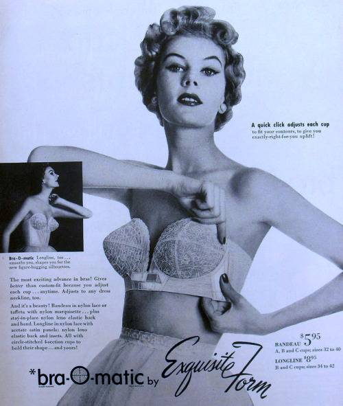 How does this work?? retrogasm:  bra-o-matic