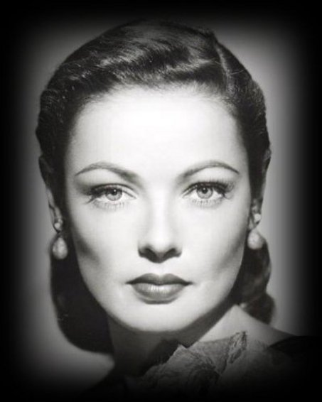 Gene Tierney = PERFECTION