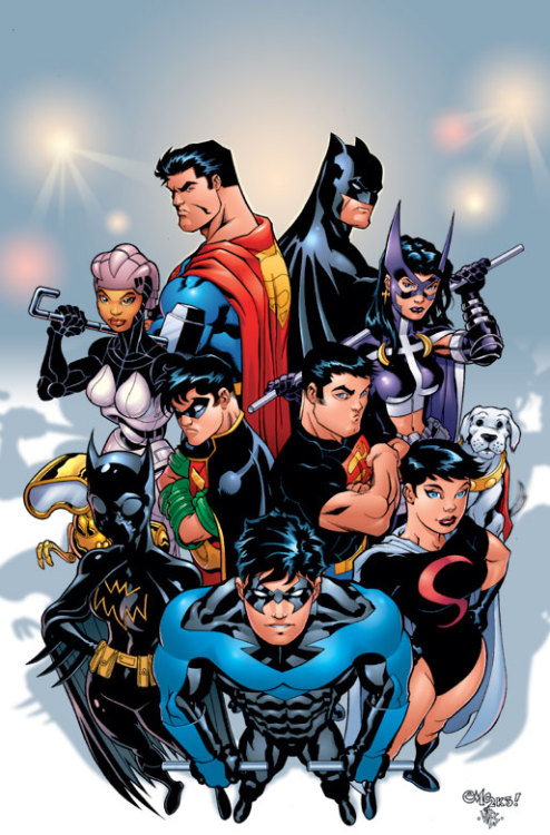 discowing:  World's Finest.  #too many to tag I'm taking that as a challenge. And that challenge is accepted.
