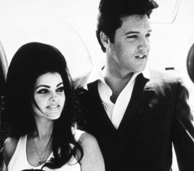 Elvis and Priscilla Presley separated 40 years ago today on February 23rd, 1972.[Follow us for a few historical celebrity pop-culture tidbits every day!]