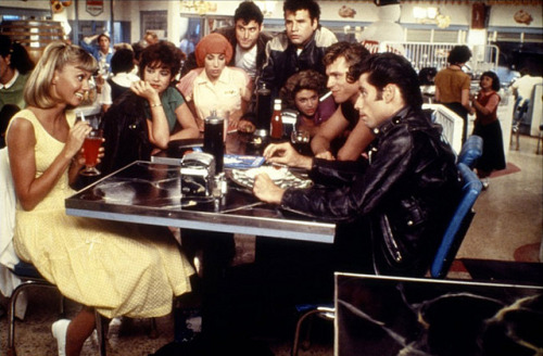 superseventies:  'Grease', 1978.