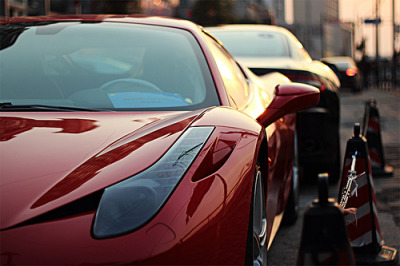automotivated:  At Sunset (by This will do)