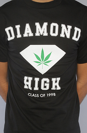 The Diamond High by Diamond Supply Co (click picture to purchase) (use the repcode: illestmag to save 20% off your order!)