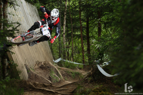 mtbblog:  Wall Ride