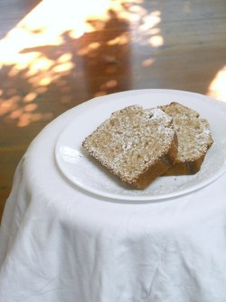 - Coconut Bread