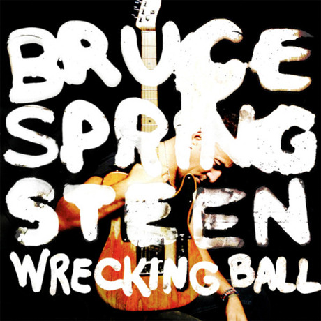 Bruce Springsteen : Wrecking Ball Album Cover  Love this, a nice venturing out for Bruce. Heard some tracks and I love it. May 6th, full album