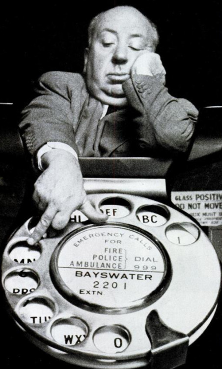 Alfred Hitchcock - Dial M for Murder Prop Telephone