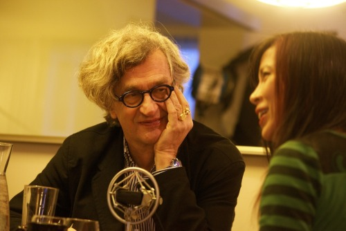 "Episode 23 - When Wim Wenders was in Portland for less than 24 hours… Original Air Date: February 24, 2012     Current City producer Ivy Lin interviews German film director, playwright, author, photographer and producer Wim Wenders:  I've been a fan of Wim Wenders since I saw Wings of the Desire over 10 years ago.  When I was in Berlin visiting friends in May 2011, I thought it would be super cool for me to interview Wim Wenders for Current City but he was away at Cannes Film Festival for his most recent film Pina, a 3D stunning documentary about legendary dancer and choreographer Pina Bausch.  Little did I know that 10 months later, I would be sitting across from Wim for a pleasant 30-minute chat in Portland, Oregon!  Wim was in Portland for less than 24 hours, on February 16th  2012, as part of the U.S. film tour for Pina.  Special thanks to IFC & Northwest Film Center for making this interview possible. Excerpts from the ""Pina"" soundtrack were used with permission from IFC. Photo by Matt Schulte. Official Website for Pina Show CreditsProduced By: Ivy Lin Episode CreditsSpecial Guests:Wim Wenders"