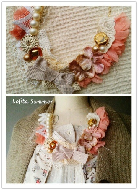 lolitasummer:  necklace by Lolita Summer