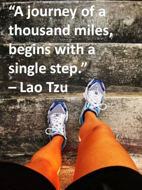"""A journey of a thousand miles begins with a single step."" – Lao Tzu Like these kinds of posts? Find more at http://Facebook.com/ImmuvitPH"