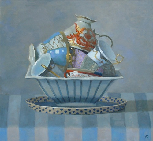 Olga Antonova Stacked Cups 2012