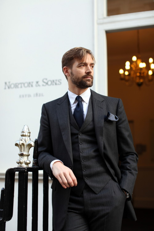 todaystie:  Mr. Patrick Grant