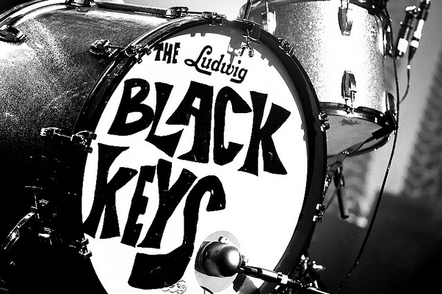 The Black Keys 01 by digg.be on Flickr.