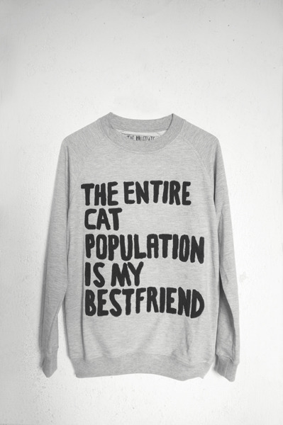 THE ENTIRE CAT POPULATION IS MY BESTFRIEND Want!