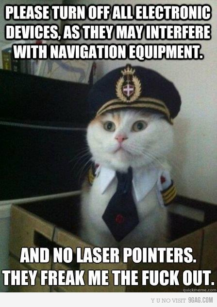 9gag:  Captain Kitteh