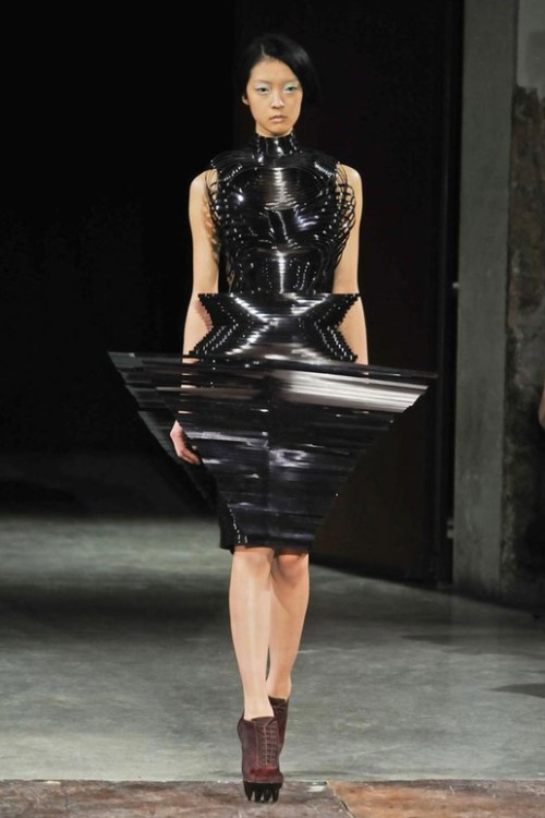 Irish Van Herpen Spring 2012 Couture