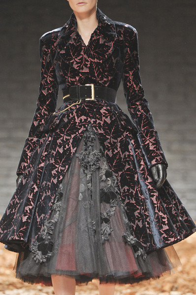 McQ by Alexander McQueen at London Fashion Week Fall 2012