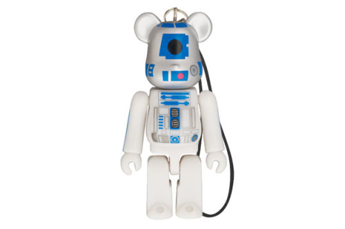 Star Wars x Medicom Toy - Episode 1 3D Now the Bearbrick collection has had a Star Wars treatment of a variety of classic characters. Release date March 6th.