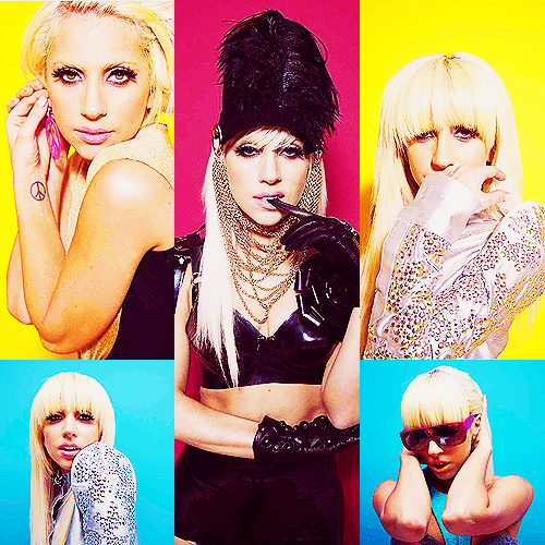 Fav. Photoshoot of Gaga in 2009 ~ Derrick Santini [requested by cherry-stefani]