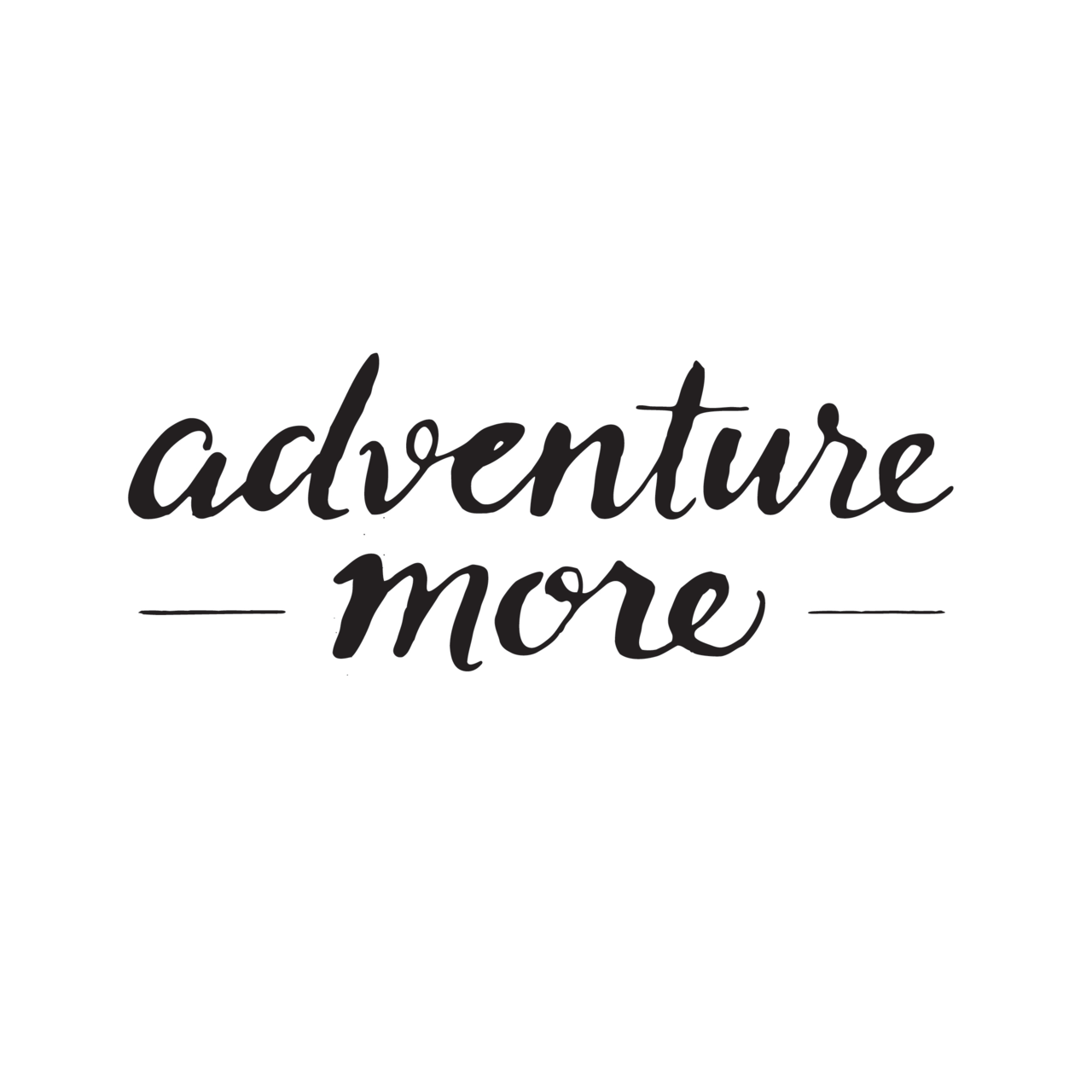 Adventure More : by @visualarmory