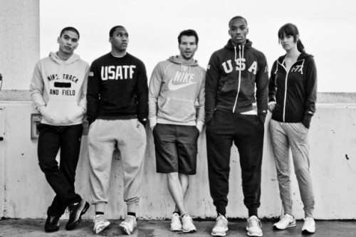 (via Nike Sportswear 2012 Spring Track and Field Collection | Hypebeast)