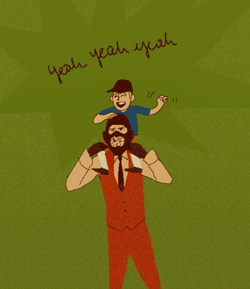 Hello my new followers! I'm guessing you're here for some TF2 art c: Here you go~♥