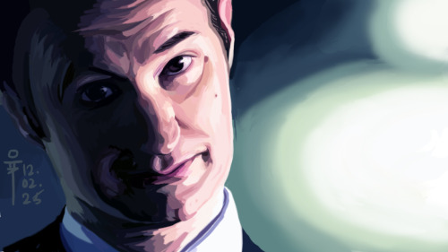 Mycroft Holmes! =D Taking Time - 2 hours