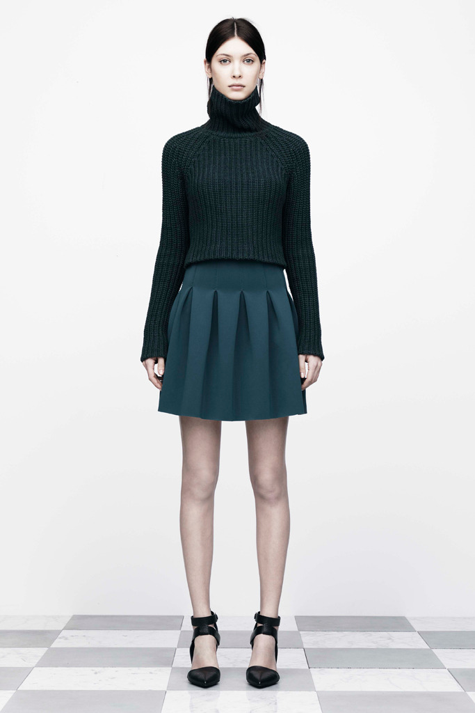 T by Alexander Wang Otoño/Invierno 2012   Semana de la Moda de Nueva York ….. T by Alexander Wang Autumn/Winter 2012 New York Fashion Week