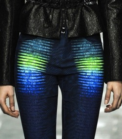 Peter Pilotto (A/W 12) - London Fashion Week