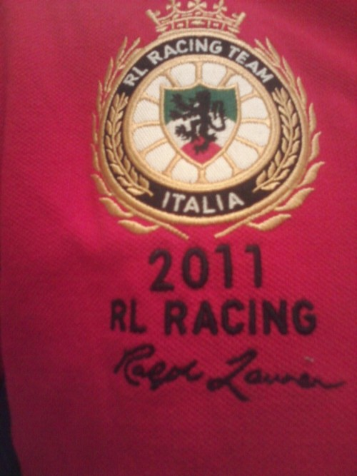 My Italia RL Racing Team polo…