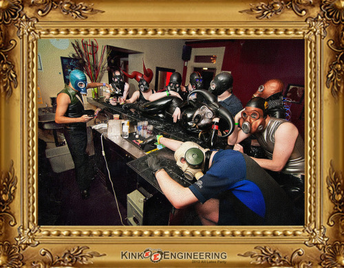 Starting to get that gallery together from our All Latex Party last Sunday.   What a great event!   We'll be doing it again next year, don't miss it! Party by: Kinkengineering.comAwesome Photography: MyOverExposure.com