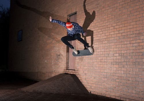 tellmewhatyouthinkofme:  Callum Yates - Wallride Nollie Out on Flickr.  Photo's from the other night with the Balsall Compton boys.