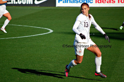Goal scorer: Alex Morgan USWNT v. New Zealand - Feb. 11 Frisco, TX