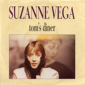 Suzanne Vega - Day#172 Tom's Diner