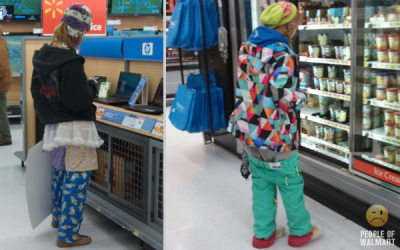 Hipsters Do Indeed Shop At WalMart… Evidently, they are attracted by laptops and Ben and Jerrys…