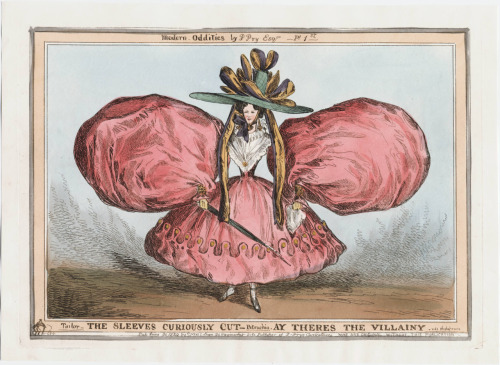 geisterseher:  William Heath (1829)  This is what I see when I look at fashions from 1829.  Pretty sure it isn't actually satire :)