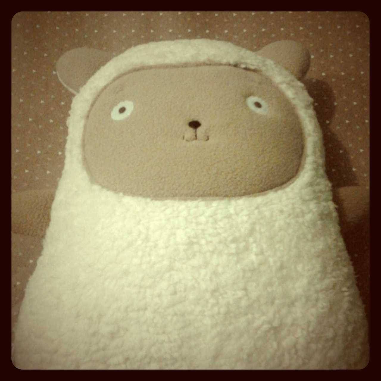 "joyceechan:  no need to count sheeps with this #plush #monsterella #sheep #pillow  Plush pillow collection launch at The Pocket Universe Art Collective  ""Blank Canvas"" features the merchandise of Blanco Quaderno, Burp, Feralina & Feralie, Jeepney Rock Stop, Monsterella Plush Art, Paper Wallets, Playground Love Shop, Soul Flower, TigaSouth & Woozy! Guest performances by Turbo Goth, Read Our Lines, Constraint and more, c/ o Purpleturtlealien! :) Entrance is P150 with a free drink :) Find them all on Facebook. Email pocketuniverseart@gmail.com. March 2, 8pm @ 2F Saguijo bar+cafe"