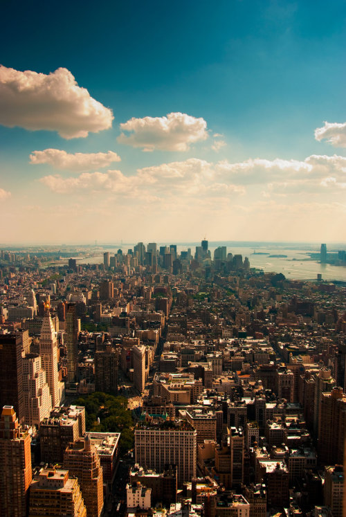 black-wolves:  (via New York City by ~xPerigryn on deviantART)