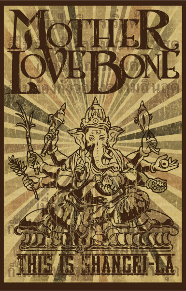 This is Shangri-La, Mother Love Bone poster