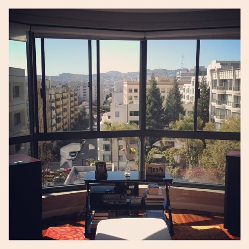 My view from two weeks and onwards. Moving to San Francisco. (via Copygram - Copy & Vanity URL Instagram Photos)