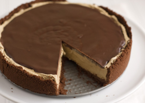 frozen cakes Frozen Mocha Pie! (recipe)