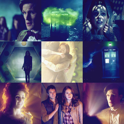 "9 favourite screencaps  Doctor Who6x04 ""The Doctor's Wife"""