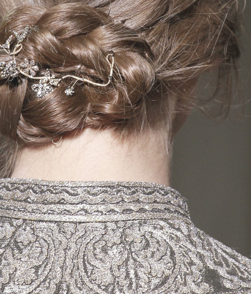 lavandula:  valentino haute couture autumn/winter 2011-2012